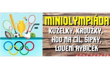 15. 6. 2017 – Miniolympiáda