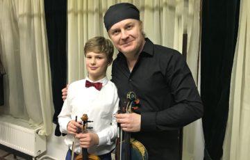 Benefiční koncert Pavla Šporcla v Jaroměři
