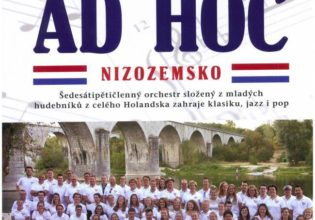 Koncert orchestru Ad Hoc