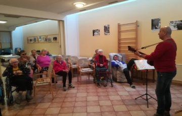 14. 1. 2019 – Lednové zpívání v Diakonii