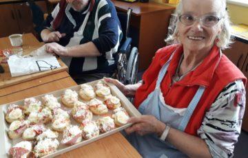 Březnoví oslavenci v Domově důchodců