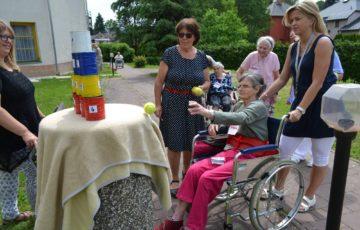 13. 6. 2019 – Miniolympiáda v Domově důchodců