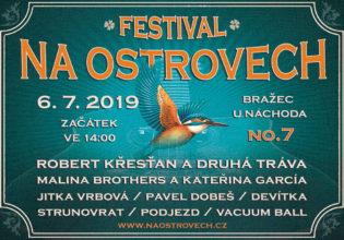 Festival Na Ostrovech s klienty DsJ