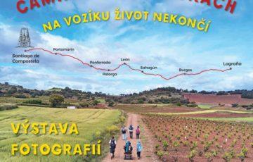 Camino na kolečkách – vernisáž fotografií
