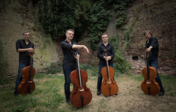 Koncert – Prag Cello Quartet